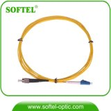 Single Mode LC to Sc Duplex Patch Cord