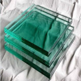 Safety Tempered Laminated Building Glass Curtain Wall