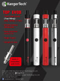 2017 Kanger Classic Evod Upgraded Top Evod Kit