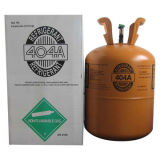 High Purity R404A Refrigerant Gas for Air Conditioner