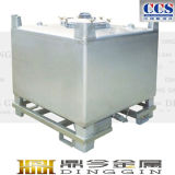 Ss304 Stainless Steel Tank for LPG