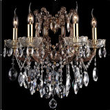Modern Crystal Candle Pendent Lamp Ml8006