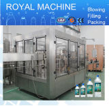 Pet Bottle Drinking Water 3 in 1 Washing Filling Sealing Machine