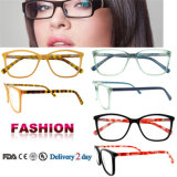 Handmade Acetate Eyewear Latest Optical Frames Glasses