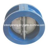 Ductile Iron Double Door Wafer Swing Check Valve