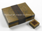 Custom Beautiful Printing Good Quality PU Wine Box