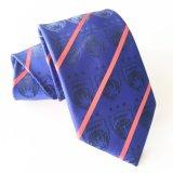 Wholesale Woven Jacquard Logo Tie