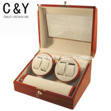 Automatic (4+6) Slots Wooden Watch Winder