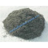 Chopped steel wool fiber
