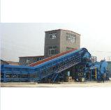 Hydraulic Scrap Shredding Line Machine