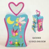 Hot En71 Standard Butterfly Fairy Jewellery Box with Mirror
