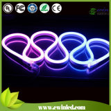 12V 10*20mm Flat Digital RGB LED Neon Light with SMD5050