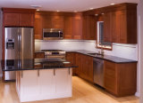E1 Standard Modern MDF Wood Cabinet Kitchen