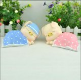 Cute Polyresin Coin Bank for Decoration or Best Gift