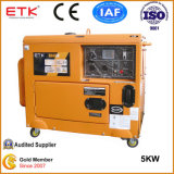 5kw Single Cylinder Small Diesel Generator Set with Ce and ISO9001 (DG6LN/4LN)
