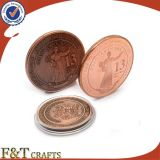 Hot Sales Custom Metal Coins for Gift