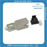 SC/PC Singlemode Optical Fiber Attenuator