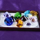 Crystal Glass Diamond for Thanks Giveaway Wedding Favor Gift