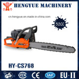 High Quality China Cheap Gasoline 52cc Chainsaw with CE Approved