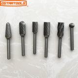 Dental Carbide Rotary Burrs for Metal
