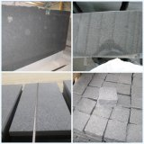 Grey Granite G654 Polished Slabs