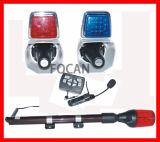 Police Equipment & Strobe Light and Siren Speaker for Motorcycle (FC-16888)