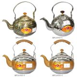 1.8L Capacity Stainless Steel Non Magnetic Teapot Kettle