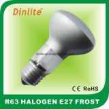 R63 CE and RoHS E26 E27 B22 Halogen Bulb