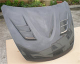 Carbon Fiber Is Style Hood for Mazda Atenza 2010+