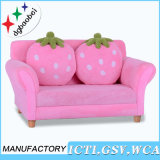 Hot Double Seat Fabric Sofa/Children Furniture (SXBB-281-3)