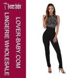 Rhinestone Sleeveless Fashion Clothing for Women (L55207)