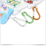 Custom Pattern Microfiber Keychain Cleaning Cloth for Glasses