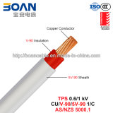 TPS Copper Cable, PVC Insulated Power Cable, 1/C, 0.6/1 Kv (AS. NZS 5000.1)