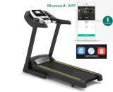 2016 New Treadmill Home Motorized Treadmill with Bluetooth Fitess Equipment