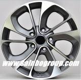 F665166 Aftermarket 16 Inch Car Alloy Wheel Rim