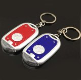 Hot Sell LED Light Key Chain with Logo Printed (4053)
