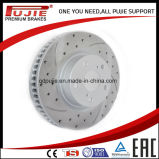 43512-0k120 43512-0k060 for Cross Drilled slotted disc rotor