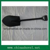 Shovel Carbon Steel One Piece Steel Handle Shovel