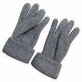 Children Fashion Polar Fleece Knitted Winter Warm Gloves (YKY5432)