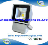 Yaye 18 Hot Sell Ce & RoHS Approval 3 Years Warranty 50W/60W/70W/80W/90W/100W COB LED Flood Light IP65