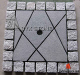 G654 + G603 Grey Granite Walkway Garden Paving Stone