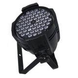 RGBW Color High Power 3W 54 LED PAR64 Light
