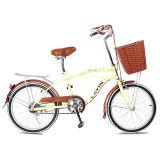 20 Inch Single Speed Carbon Steel Lady Bike