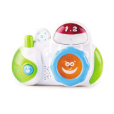 Ce Approval Baby Cartoon Toy with Music and Light (H0622127)