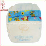 Breathable Backsheet Diaper for Baby with PP Frontal Tape