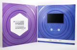 4.3inch LCD Screen Video Advertising Booklet