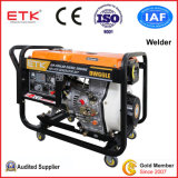 2.5/4.6kw Diesel Welder Generator with Excellent Silencers