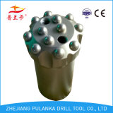 T45 T38 76mm Thread Rock Spherical Drill Bits