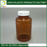 300ml Pet Pharmaceutical Plastic Bottle with Tearing Cap