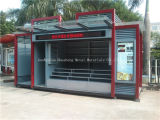 Kiosk Booth for Outdoor Furniture (HS-001)